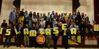 ក្រុមនិស្សិតខ្មែរឥស្លាម ដែលសិក្សានៅប្រទេសម៉ាឡេស៊ី ចូលរួមទិវា ASEAN Day