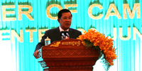 The Royal Government of Cambodia hosted the 2nd Iftar dinner for Cambodian Muslim